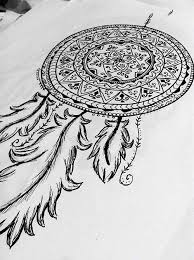 Aztec Dream Catcher Tattoo Best Aztec Dream Catcher Tattoo Websiteformore