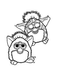 50 Kolorowanki Furby Boom Najlepsze Kolorowanki Mykolorowanki