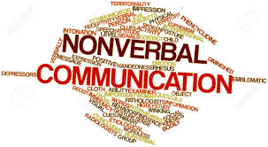 types of non verbal communication karanbandha