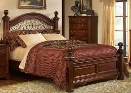Log Furniture Bedroom Sets Rustic Western Bedroom Furniture Varnished Log Wood King Size Bed