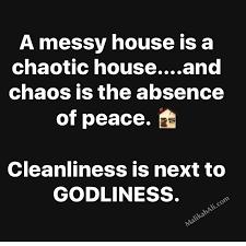 Resultado de imagem para cleanliness is next to godliness poster