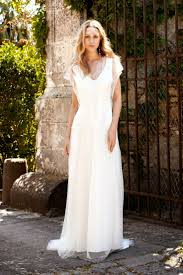 Brautkleid Cleopatra von Rembo Styling Elfenbein in Größe 38 für ...