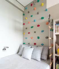 rock climbing wall idea