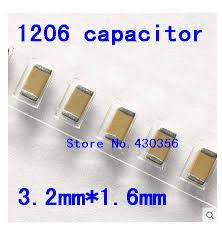 Online Shop Free shipping 100pcs 1206 <b>SMD</b> capacitor 50V 22P ...