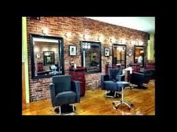 hair salon wall decor