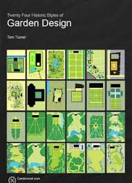 Small Picture History and theory of garden design and landscape architecture