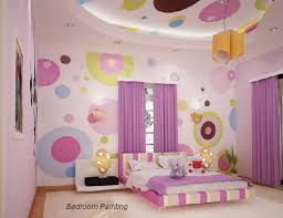 Pleasant Painting Ideas For Kids Bedrooms Lovely Bedroom Design Styles  Interior Ideas