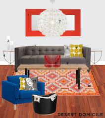 modern moroccan furniture. Moody Monday: Modern Moroccan Living Room Furniture