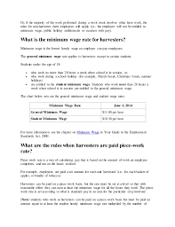 employment standards act 4