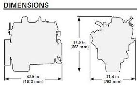 cat 3114 3116 3126 engine specs bolt torques and manuals cat 3126 dimension image