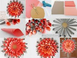 Step by Step: How to Make Paper Flowers