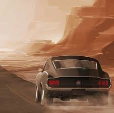 1967 ford mustang wallpapers.  Mustang Ford  1967 Mustang Fastback In Arizona IPhone Wallpaper For Those  Pony Car Fans Wallpapers 7