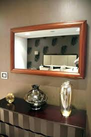 tv mirror diy mirror um size of frame for wall mounted finished mirror frame two way tv mirror diy