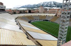 Folsom Field Seating Chart With Row And Seat Numbers Cu Football New Rooftop Terrace At Folsom Field Is A Hot