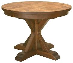 amish dining table ohio standard leg square round furniture