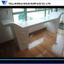 acrylic office table marble office furniture white acrylic desk acrylic office desk