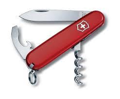 "Victorinox. <b>Нож перочинный</b> ""<b>Waiter</b>"", 84 мм, 9 функций, красный ..."
