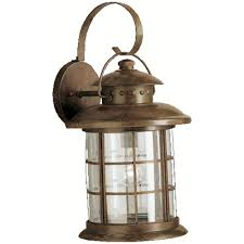 full rustic outdoor lighting ceiling lights homey