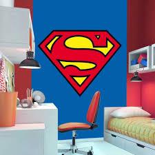 Lego Wallpaper For Bedroom Walls Dc Comics Superman Wallpaper Great Kidsbedrooms The Children