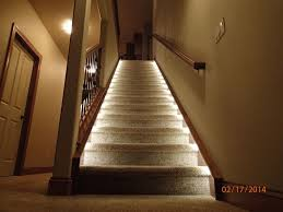 home lighting ideas. lighting for the home illuminate staircase leading to bedrooms upstairs led strip ideas