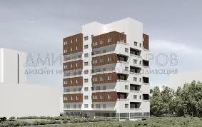 Проект Многоэтажного Жилого Дома Архитектурный Проект Многоэтажного Жилого Дома