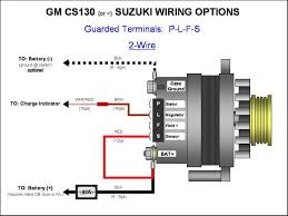 delco remy cs130 alternator wiring diagram images alternator gm cs130cs144 alternator wiring plfs 2 wire
