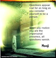 Mooji Quotes Unique Mooji Quotes ElevateLeaders