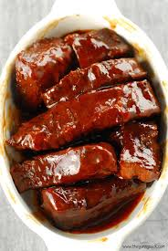 slow cooker barbecue ribs recipe the