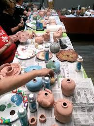 ceramic garden totem january 5 19