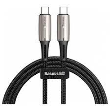 Кабель <b>Baseus Water Drop</b>-<b>shaped</b> Lamp USB Type-C - USB Type ...