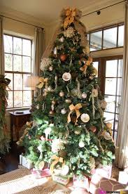 ... Christmas tree with colorful small ornaments View ...