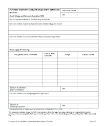 Purchase Order Request Template Excel Ruction Free Form For