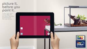 introducing the new and exclusive dulux visualizer app helping you see your own room in any colour live