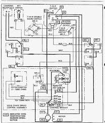 Unique wiring diagram for a 48 volt ez go golf cart