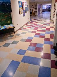 new vct flooring
