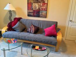 how to decorate furniture. Full Size Of Furniture:how To Decorate With Futons Gray Fabric Futon Wood Frame How Furniture
