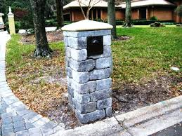 residential mailboxes and posts. Rock Residential Mailboxes And Posts