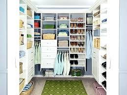 small storage closet organization ideas bedroom