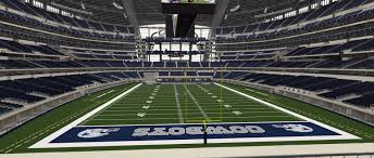Tips Amazing Seat And Row Numbers At Dallas Cowboy Stadium