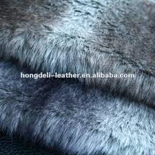 faux wolf fur fake wolf fur fabric faux fur fabric for shoe and bag garment faux