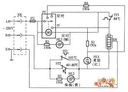 electric rice cooker wiring diagram wiring diagrams circuits gt timer automatic electric rice cooker circuit diagram