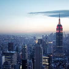 Top of the city iPad Air wallpaper ...