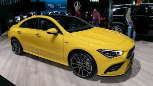 Every used car for sale comes with a free carfax report. 2020 Mercedes Amg Cla 35 Debuts As 302 Hp Performance Sedan Update