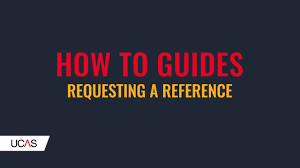 Whats A Personal Reference Ucas University Application References