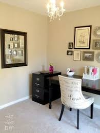 Awesome ... Winning Home Office Ideas On A Budget Minimalist At Stair Railings View  Is Like Home Office ... Awesome Ideas