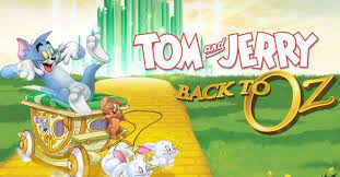 Tom & Jerry Back to Oz (2016) Movie Hindi Watch Download (360p, 480p, 720p  HD, 1080p FHD)