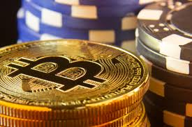 While bitcoin is gaining momentum in online poker, not all of the most popular poker sites have adopted it as one of its payment methods. Stack Of Bitcoins With Poker Chips Free Image Download