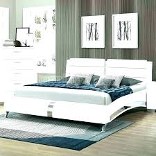 White Contemporary Bedroom Furniture Contemporary White Contemporary ...