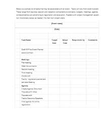 Party Planning Spreadsheet Printable Party Planner Event Planning