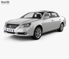 Toyota Avalon XLS 2004 3D model - Hum3D